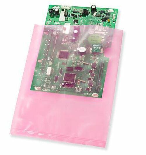 ถุงป้องกันไฟฟ้าสถิตย์ต้องเป็นสีชมพู