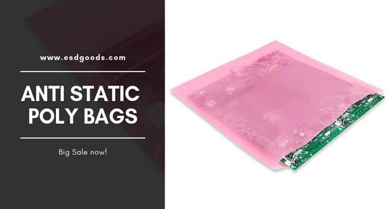 ANTI-STATIC BAGS